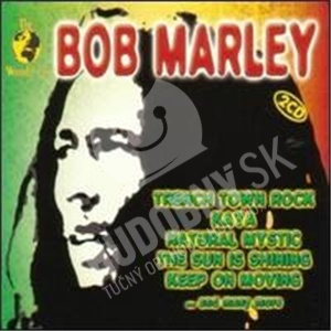 Bob Marley - The World of Bob Marley (rozbalené) len 17,99 €