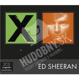 Ed Sheeran - X / + (2CD) len 22,99 €