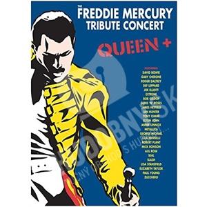 Queen - The Freddie Mercury Tribute Concert (3x DVD) len 24,99 €
