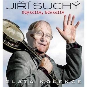 Jiří Suchý - Kdykoliv, kdekoliv - Zlatá kolekce (3CD) len 14,99 €