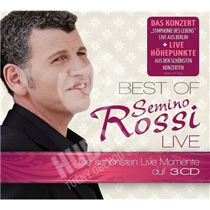 Semino Rossi - Best of (CD + DVD) len 14,99 €
