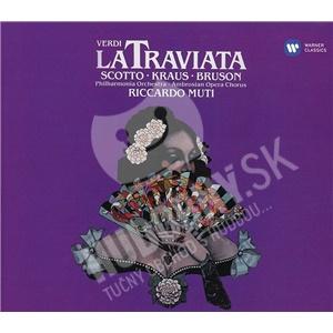 Riccardo Muti, R. Scotto, A. Kraus, R. Bruson,  Giuseppe Verdi - La Traviata (Limited Deluxe Edition) len 27,99 €