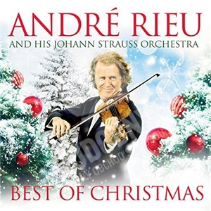 André Rieu - Best of Christmas len 8,39 €