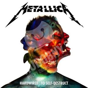 Metallica - Hardwired…To Self-Destruct (Deluxe Edition 3CD) len 27,49 €