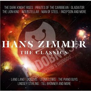 Hans Zimmer - Classics (Vinyl) len 22,69 €
