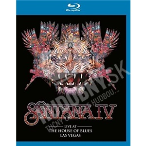 Carlos Santana - Santana IV - Live At The House of Blues - Las Vegas (Bluray) len 24,99 €