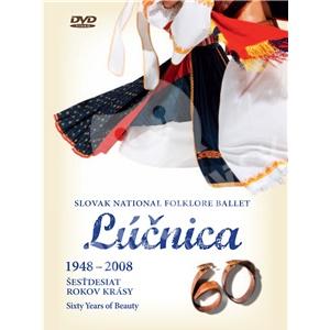 Lúčnica - 1948-2008 Šesťdesiat rokov krásy (DVD) len 19,48 €