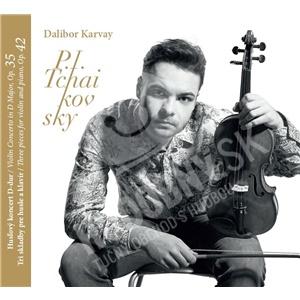 Dalibor Karvay - P. I. Tchaikovsky (digipack) len 11,89 €