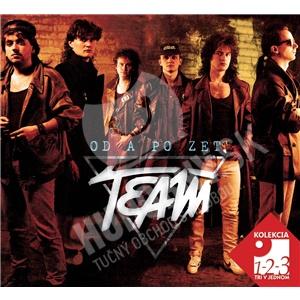 Team - Od A po Zet (3CD Digipack) len 14,99 €