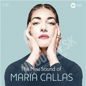 Maria Callas, VAR - The New Sound Of Maria Callas (3CD) len 18,48 €