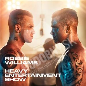 Robbie Williams - Heavy Entertainment Show len 13,69 €
