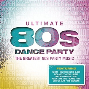 VAR - Ultimate... 80s Dance Party (4CD) len 13,99 €