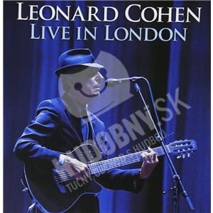 Leonard Cohen - Live in London (2CD) len 19,98 €
