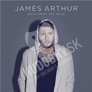 James Arthur - Back from the Edge (Deluxe Edition) len 14,39 €