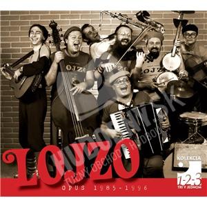 Lojzo, Marián Kochanský - Opus 1985 - 1996 (3CD Digipack) len 13,29 €