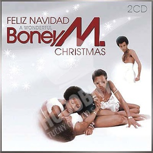 Boney M. - Feliz Navidad (A Wonderful Boney M. Christmas) 2 CD len 12,99 €