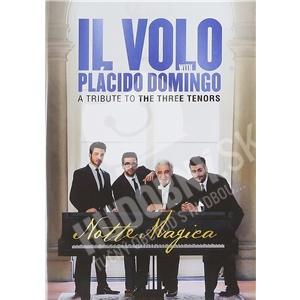 Il Volo Notte Magica - A Tribute to The Three Tenors (DVD) len 19,98 €