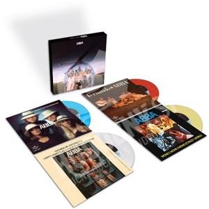 Abba - Arrival - the Singles (4x colored Vinyl) len 399,00 €