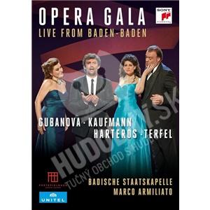 Jonas Kaufmann - Opera Gala - Live from Baden-Baden len 17,98 €