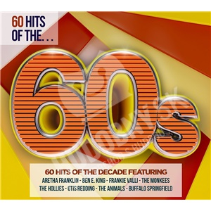 VAR - 60 Hits of the 60s (3CD) len 14,99 €