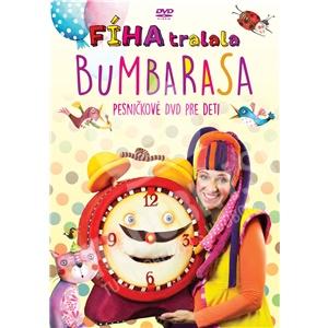Fíha tralala - Bumbarasa - Pesničkové DVD pre deti len 12,79 €