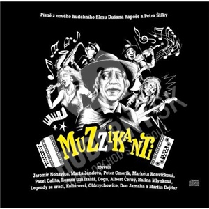 OST - Muzzikanti (Original motion picture soundtrack) len 12,69 €