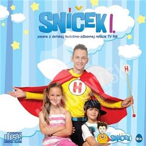Sníček - Sníček (detské pesničky) len 9,99 €
