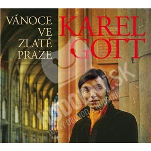 Karel Gott - Vánoce ve zlaté Praze (reedícia-digipack edt. 2016) len 8,49 €