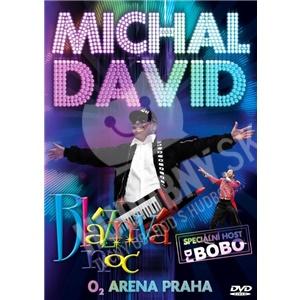 Michal David - Bláznivá noc - O2 Arena Live (DVD) len 12,29 €