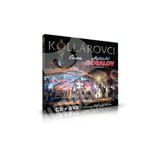 Kollárovci - Stretnutie Goralov v Pieninách / Live (CD + DVD) len 11,69 €