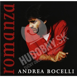 Andrea Bocelli - Romanza - Remastered 20th len 14,89 €