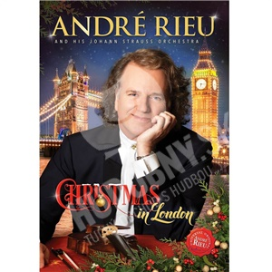 André Rieu - Christmas in London len 14,89 €