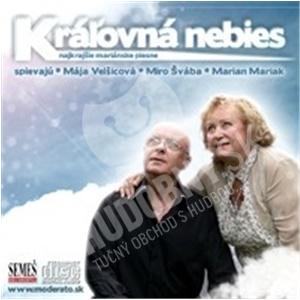 Maja Velšicová - Královná nebies (CD+DVD) len 13,99 €