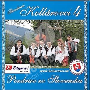 Kollárovci - Pozdrav zo Slovenska len 7,79 €