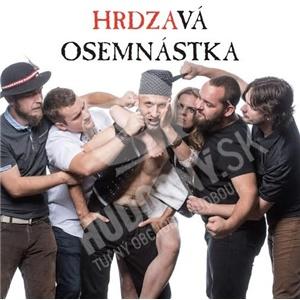 Hrdza - Hrdzavá osemnástka len 11,79 €
