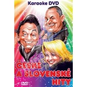 VAR - České a slovenské hity/Karaoke DVD od 9,69 €