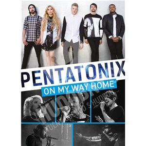 PENTATONIX - On my way home (DVD) len 17,98 €