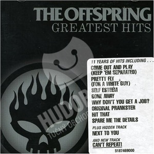The Offspring - GREATEST HITS len 14,99 €