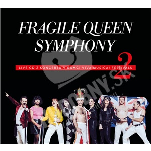 Fragile - Fragile Queen Symphony 2 len 12,69 €