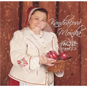 Monika Kandráčová - Moje Vianoce len 8,99 €