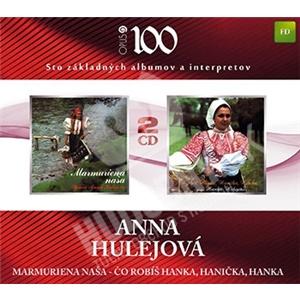 Anna Hulejová - Marmuriena naša / Čo robís Hanka, Hanička, Hanka len 7,99 €