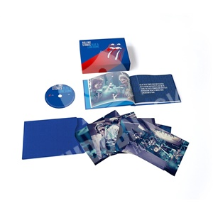 The Rolling Stones - Blue & Lonesome (Deluxe Limited edition) len 34,99 €