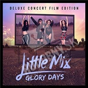 Little Mix - Glory Days - Deluxe Concert Film Edition (CD+DVD) len 16,98 €