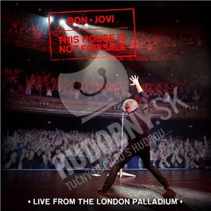Bon Jovi - This House Is Not For Sale - Live From The London Palladium len 15,99 €