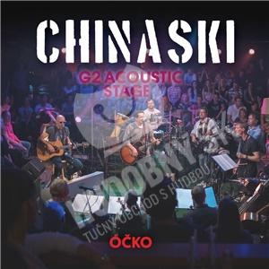 Chinaski - G2 Acoustic Stage (DVD+CD) len 12,99 €