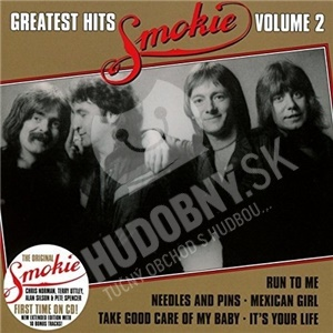 """Smokie - Greatest Hits Vol.2 """"Gold"""" (New Extended Version) len 8,69 €"""