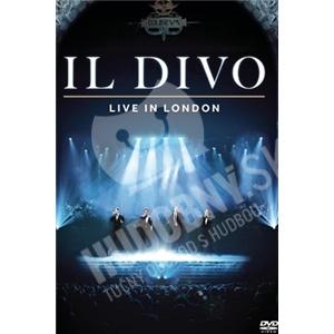 Il Divo - Live in London (Blu ray) len 14,29 €