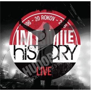 I.M.T. Smile - History Live (2CD) len 12,29 €