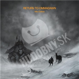Mike Oldfield - Return To Ommadawn (CD+DVD) len 17,89 €