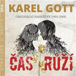 Karel Gott - Čas růží (2CD) len 11,39 €